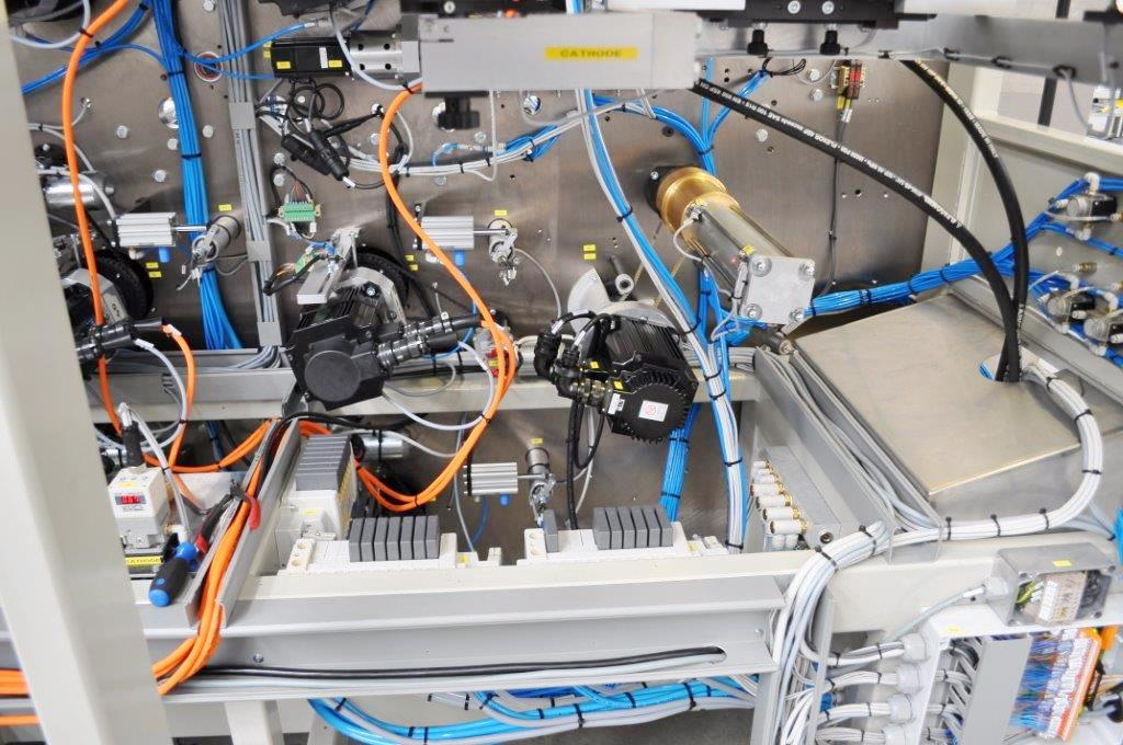 Machine wiring systems – GF Automazioni