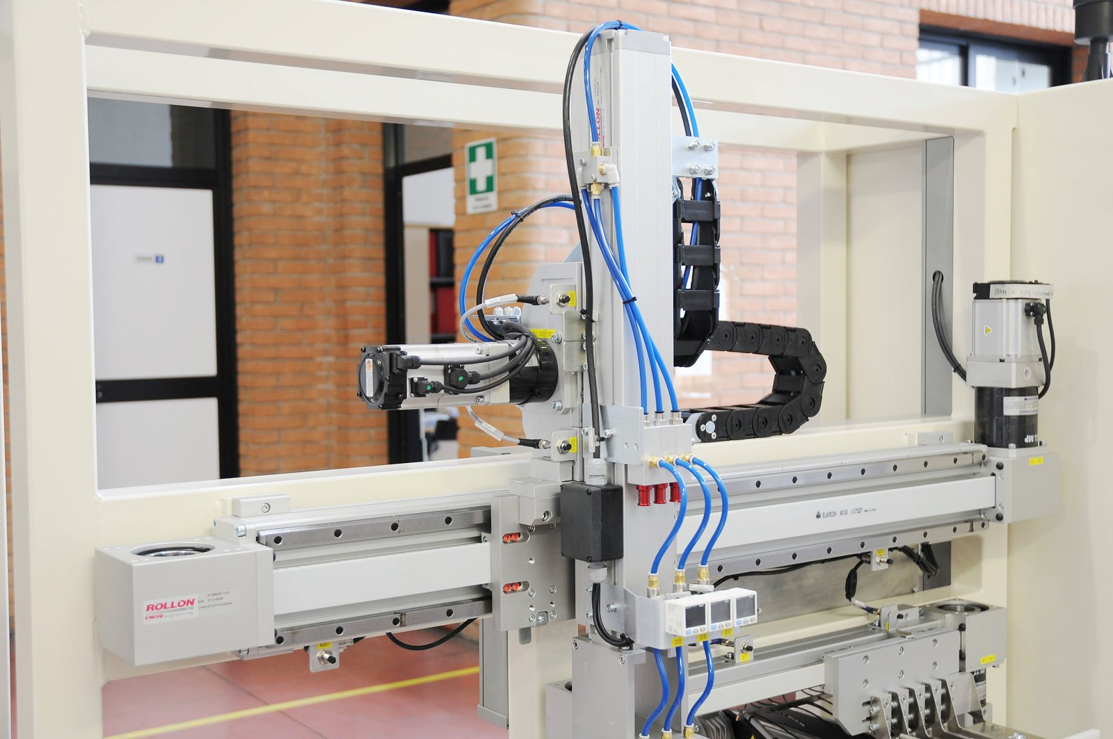 Machine Wiring Systems Gf Automazioni Home Like The Electrical Panels On Board System Can Be Provided Either As A Turnkey Service Or Subcontract Work